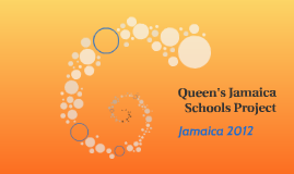 Queen's Jamaica Schools Project