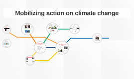 Mobilizing action on climate change