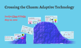 Crossing the Chasm: Adaptive Technology