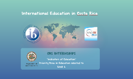 International Education in Costa Rica