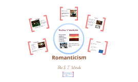 "The five ""I""s in Romanticism"