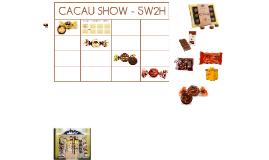 CACAU SHOW - 5W2H