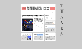 Copy of Copy of ASIAN FINANCIAL CRISIS