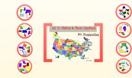 United States & Capitals