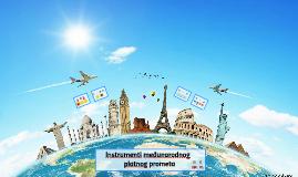 Instrumenti međunarodnog platnog prometa