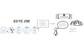 EDTE 298 FA 16