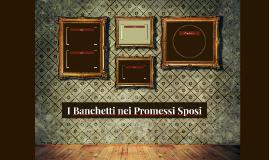 I Banchetti nei Promessi Sposi