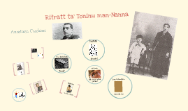 Copy of Copy of Ritratt ta' Toninu man-Nanna ta' Anastasju Cuschieri