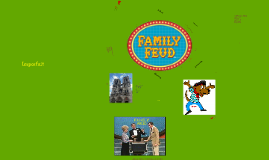 Family Feud - Imparfait/Conditionnel