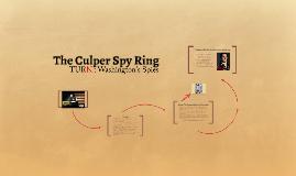 The Culper Spy Ring
