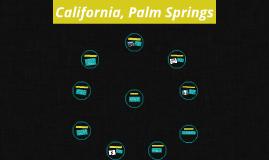 California, Palm Springs