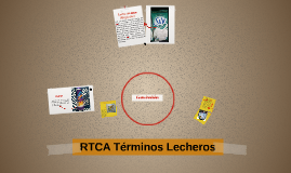 RTCA Terminos lecheros