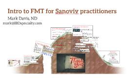 FMT for Sanoviv