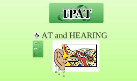 AT and HEARING