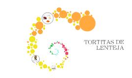 TORTITAS DE LENTEJA