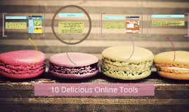 10 Delicious Online Tools