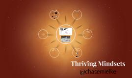 Thriving Mindsets