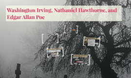similarities between egar allen poe and nathaniel hawthorne Poe vs hawthorne a comparison contrast essay 7 pages 1655 words poe and hawthorne poe and hawthorne were two american writers who have defined literature as we know it today.