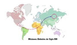 Misiones de Salud Globales
