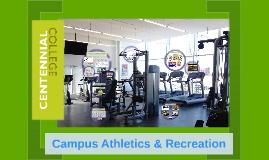 Campus Athletics & Recreation