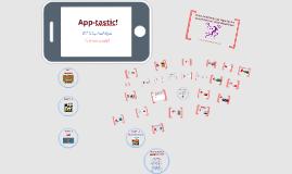 AMSA 2017 App-tastic