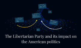 Third parties in the US