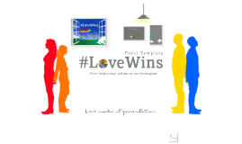#LoveWins Prezi Template by