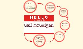 Gail McGuigan, Careers Adviser, C.V. (Prezume)