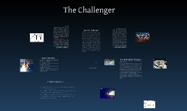 Caso The Challenger (Riesgos)