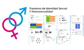 Trastorno de Identidad Sexual