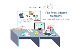 Copy of Copy of The Walt Disney Company