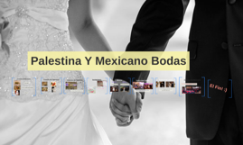 Palestinian & Mexcian Weddings