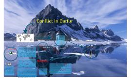 Conflict In Darfur