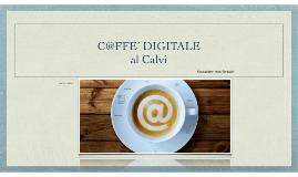 Caffè digitali-presentazione