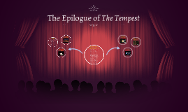 The Epilogue of The Tempest