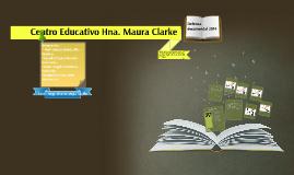 Centro Educativo Hna. Maura Clarke