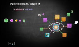 Copy of Professional Roles 2