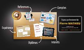 Desktop Prezumé by Pierre MATHIEU