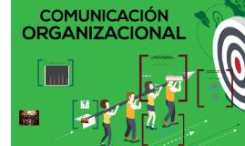 COMUNICACIÓN ORGANIZACIONAL