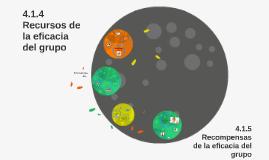 Copy of Copy of 4.1 Condiciones de la eficacia de un grupo