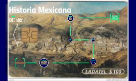 Copy of Historia Mexicana