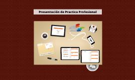 Presentacion de Practica Profesional