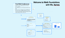 91. Math Foundations