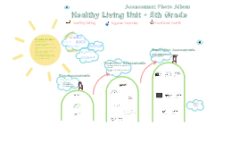 Copy of Healthy Living Assessment Photo Album