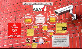 Advertising Standards Authority ASA