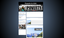Poverty In USA