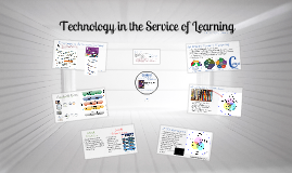 Copy of Technology in the Service of Learning - SAMR, TPACK, & 21st Century Skills