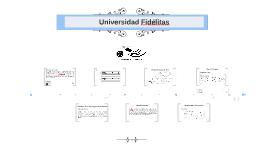 Copy of Universidad Fidélitas