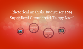 rhetorical analysis essay on super bowl commercials All the rhetorical appeals are demonstrated in this short commercial and almost all the strategies of development are used to persuade the audience to drink bud light their commercials have always been renown for their sense of humor and millions look forward to them during the annual super bowl because of their infamous history.