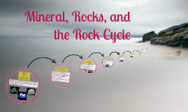 Mineral, Rocks, and the Rock Cycle